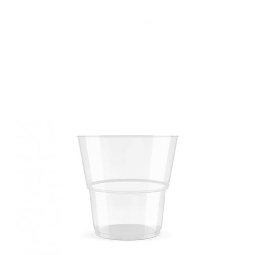 Ποτήρι ποτού χαμηλό Crystal πισίνας